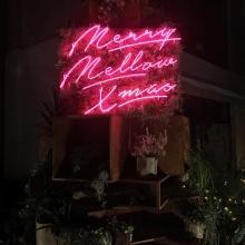 マリン&ウォーク クリスマス オリジナルネオンサイン