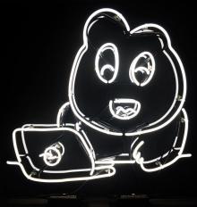 渋谷 ファーマン オリジナルネオンサイン